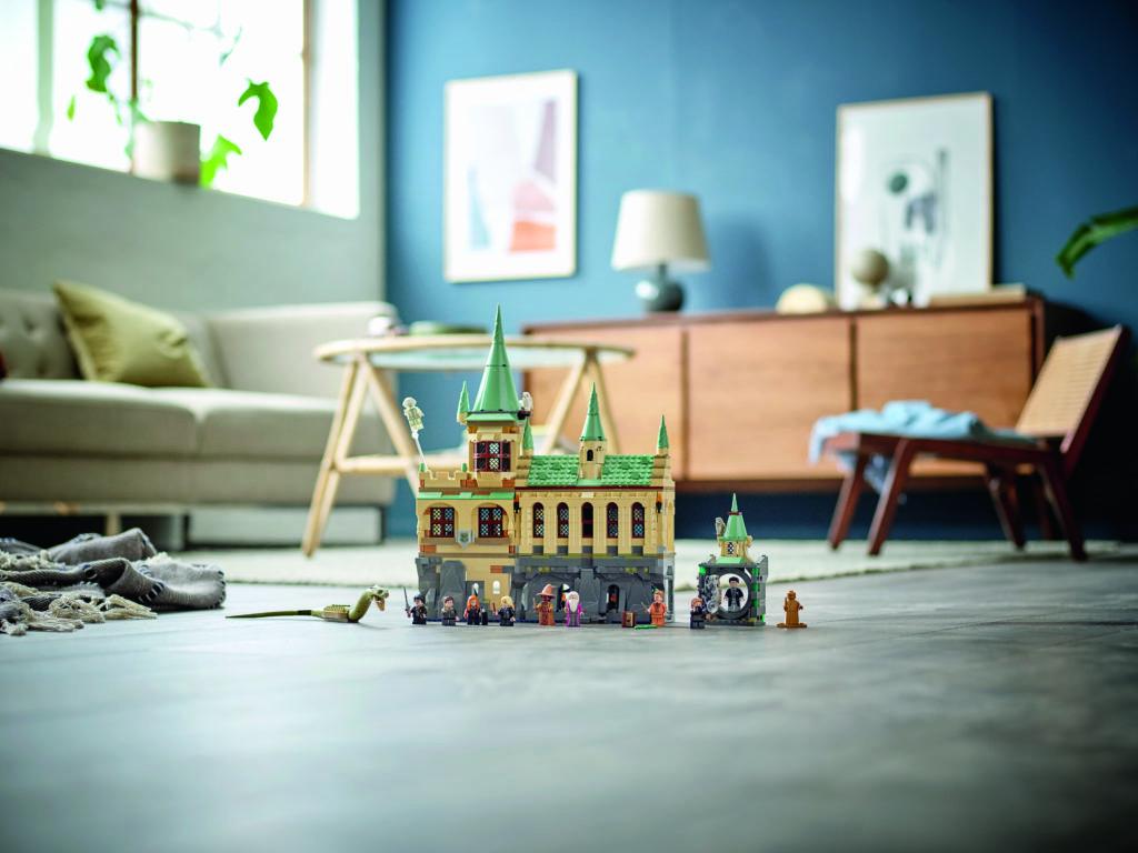 LEGO Harry Potter 76389 Hogwarts Chamber Of Secrets 4