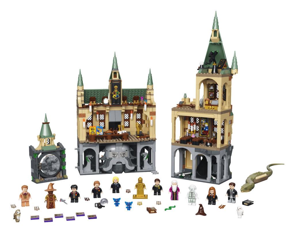 LEGO Harry Potter 76389 Hogwarts Chamber Of Secrets 5