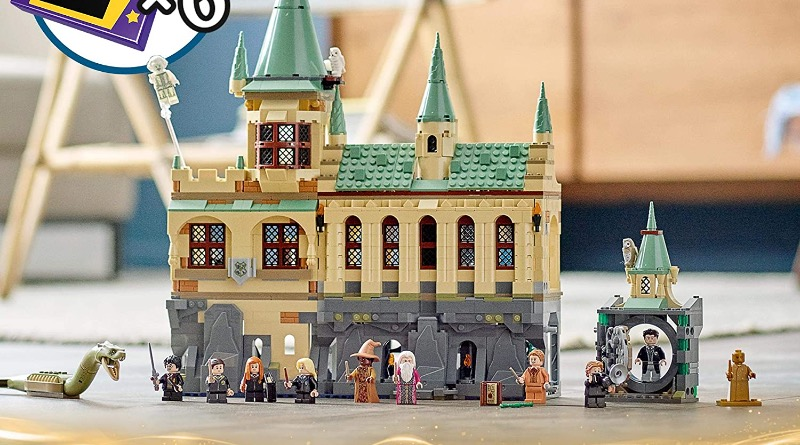 LEGO Harry Potter 76389 Hogwarts Chamber Of Secrets First Look FEATURED