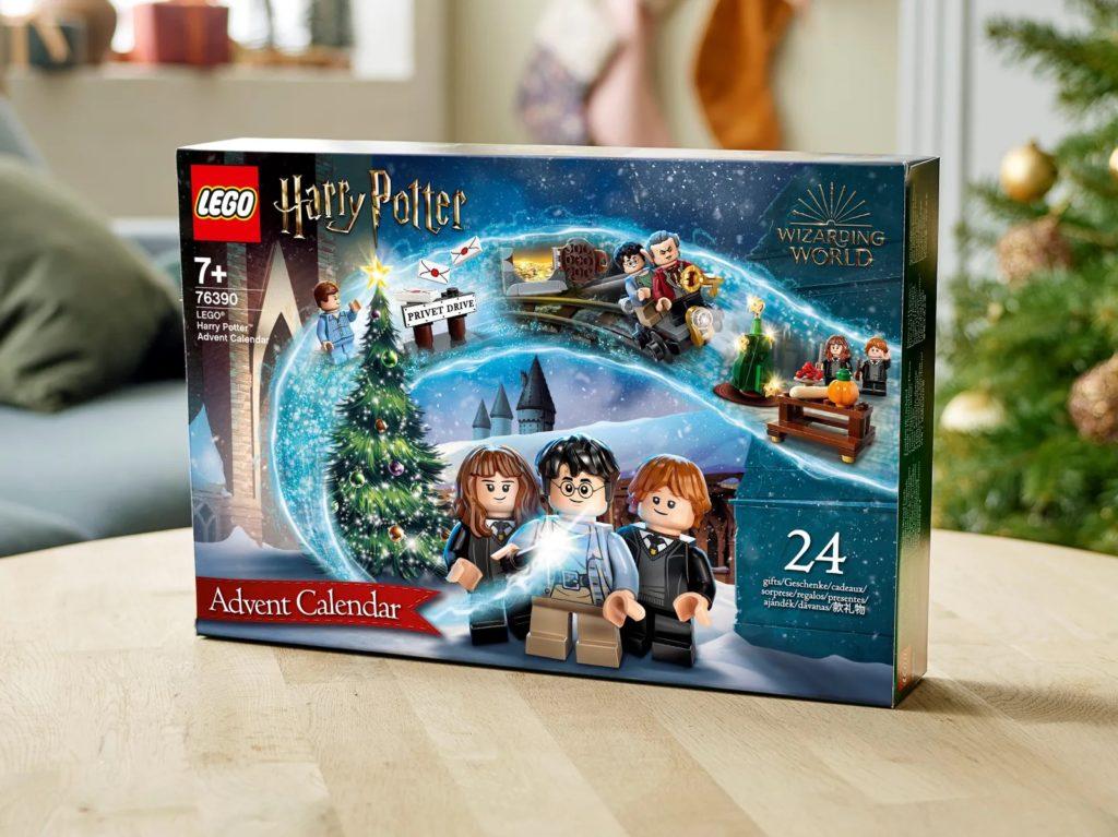 LEGO Harry Potter 76390 Harry Potter Advent Calendar 1