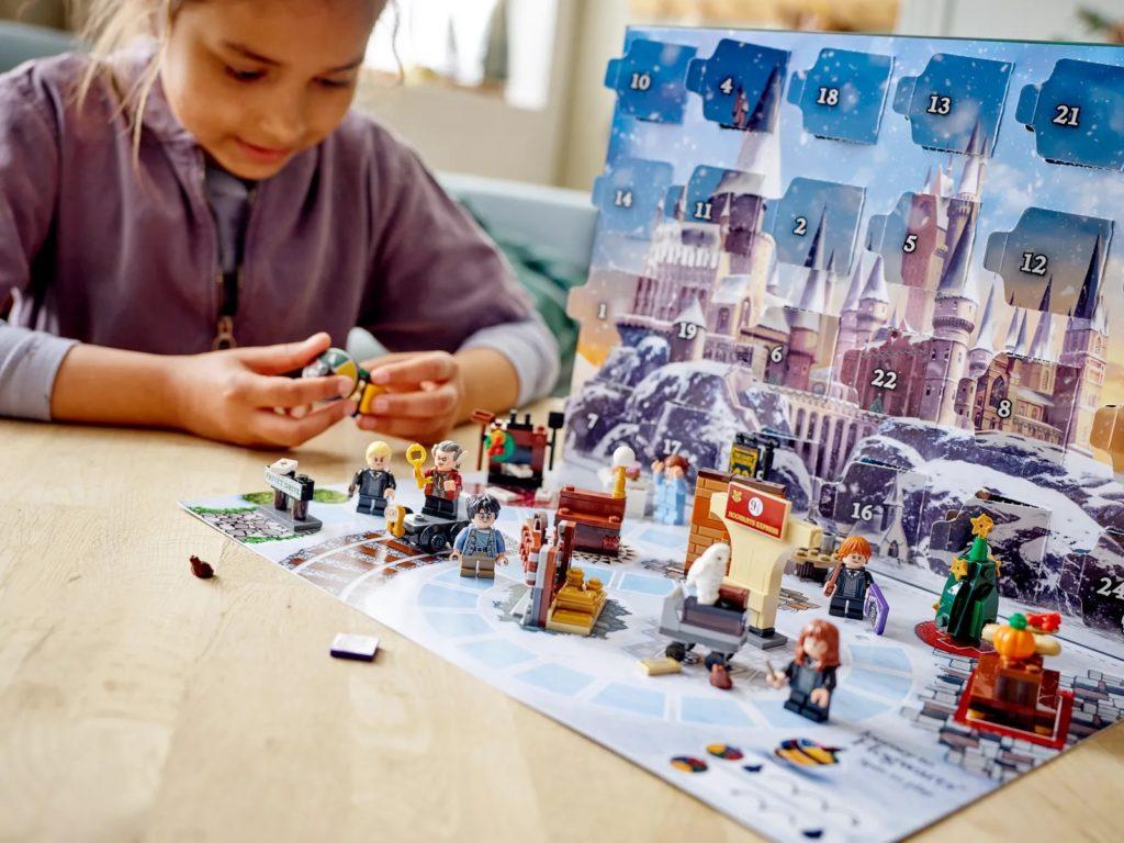 LEGO Harry Potter 76390 Harry Potter Advent Calendar 2