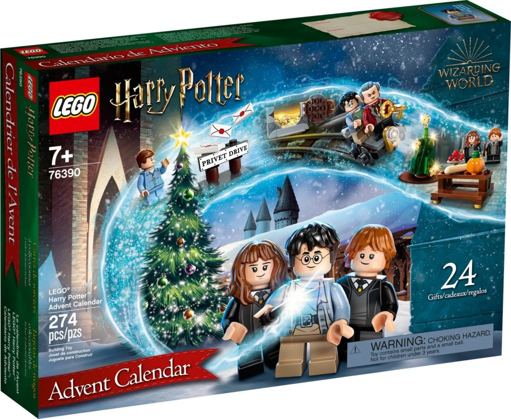 LEGO Harry Potter 76390 Harry Potter Advent Calendar 3