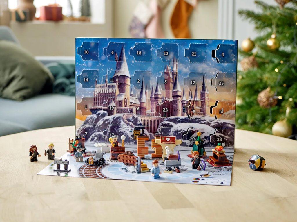 LEGO Harry Potter 76390 Harry Potter Advent Calendar 5