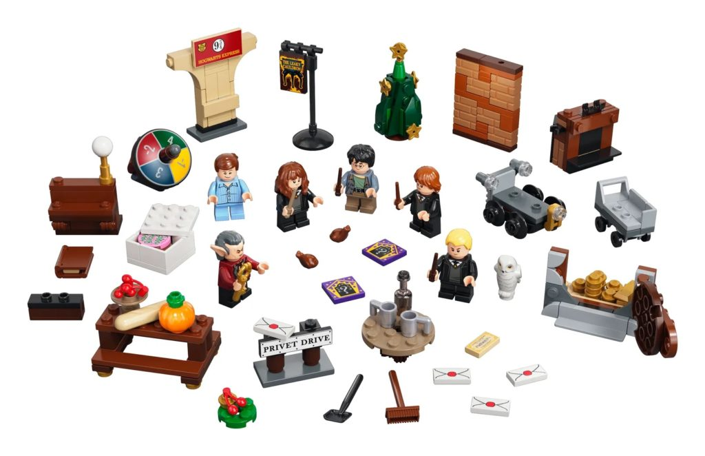 LEGO Harry Potter 76390 Harry Potter Advent Calendar 6