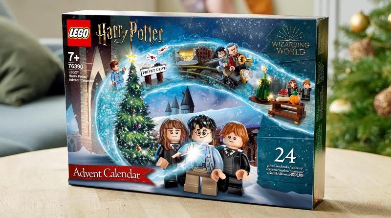 LEGO Harry Potter 76390 Harry Potter Advent Calendar Featured