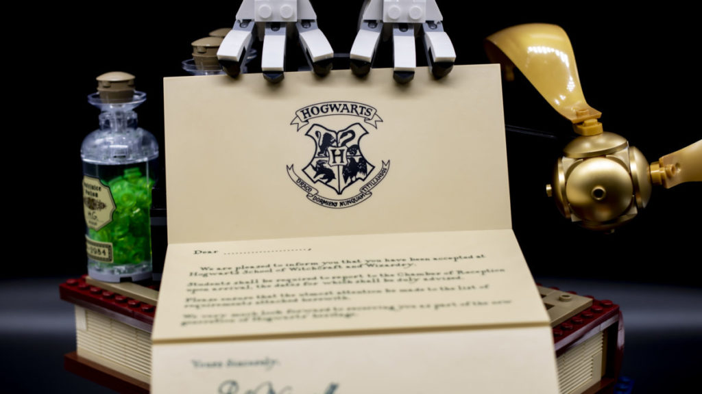 LEGO Harry Potter 76391 Hogwarts Icons Collectors Edition 1 1