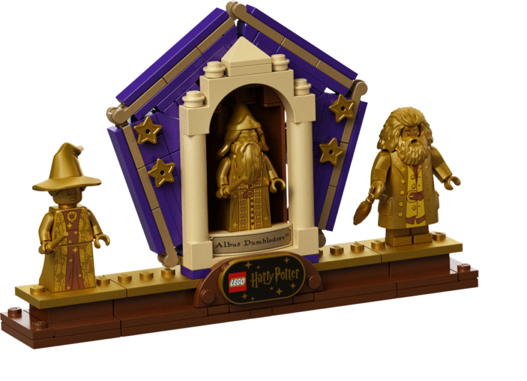LEGO Harry Potter 76391 Hogwarts Icons Collectors Edition 11