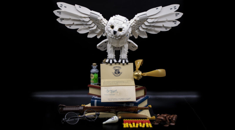 LEGO Harry Potter 76391 Hogwarts Icons Collectors Edition MAIN