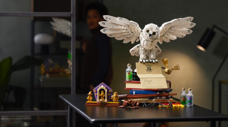 LEGO Harry Potter 76391 Hogwarts Icons Collectors Edition featured 1