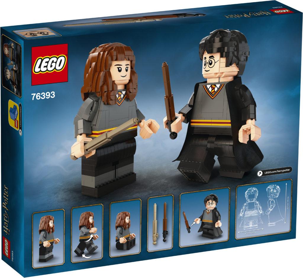 LEGO Harry Potter 76393 Harry Potter Hermione Granger 2