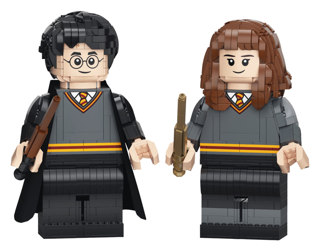 LEGO Harry Potter 76393 Harry Potter Hermione Granger 6