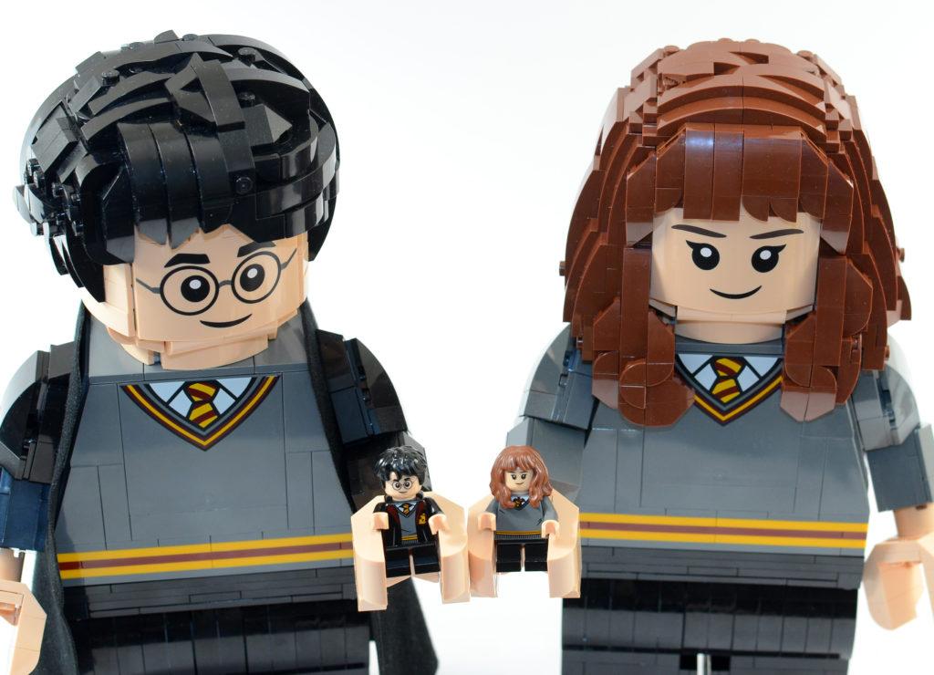 LEGO Harry Potter 76393 Harry Potter Hermione Granger review 10