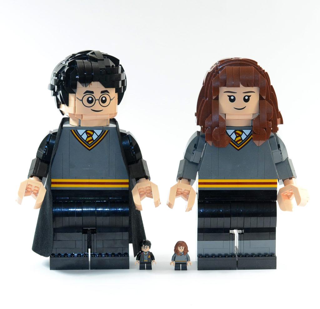 LEGO Harry Potter 76393 Harry Potter Hermione Granger review 11