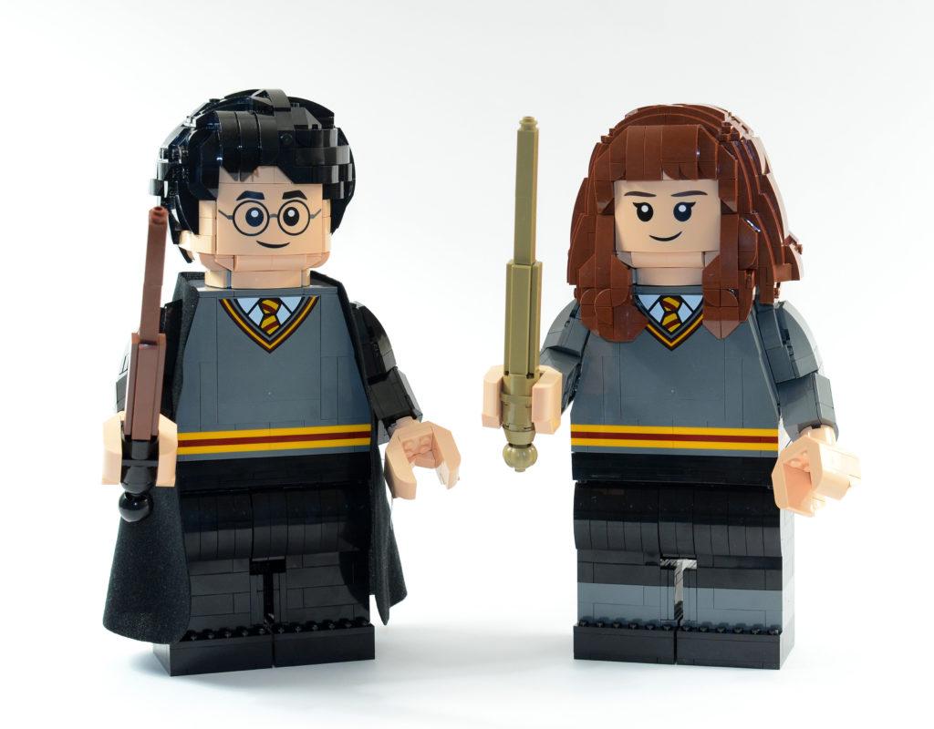 LEGO Harry Potter 76393 Harry Potter Hermione Granger review 2