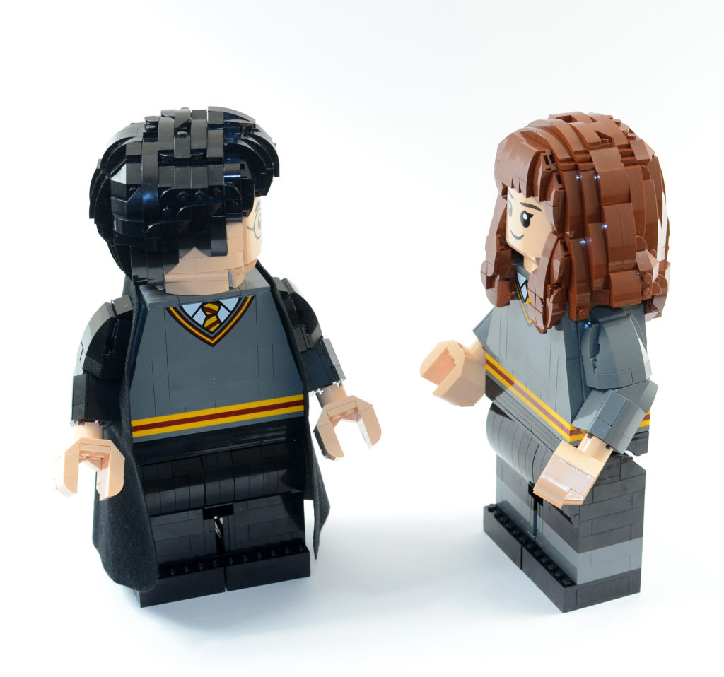 LEGO Harry Potter 76393 Harry Potter Hermione Granger review 3