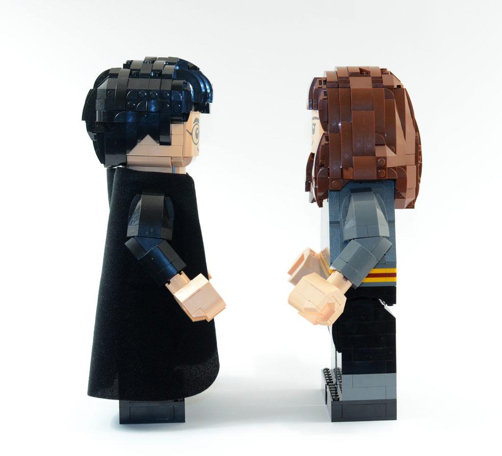 LEGO Harry Potter 76393 Harry Potter Hermione Granger review 5