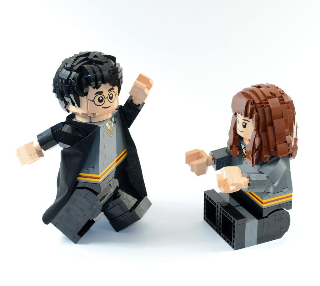 LEGO Harry Potter 76393 Harry Potter Hermione Granger review 6