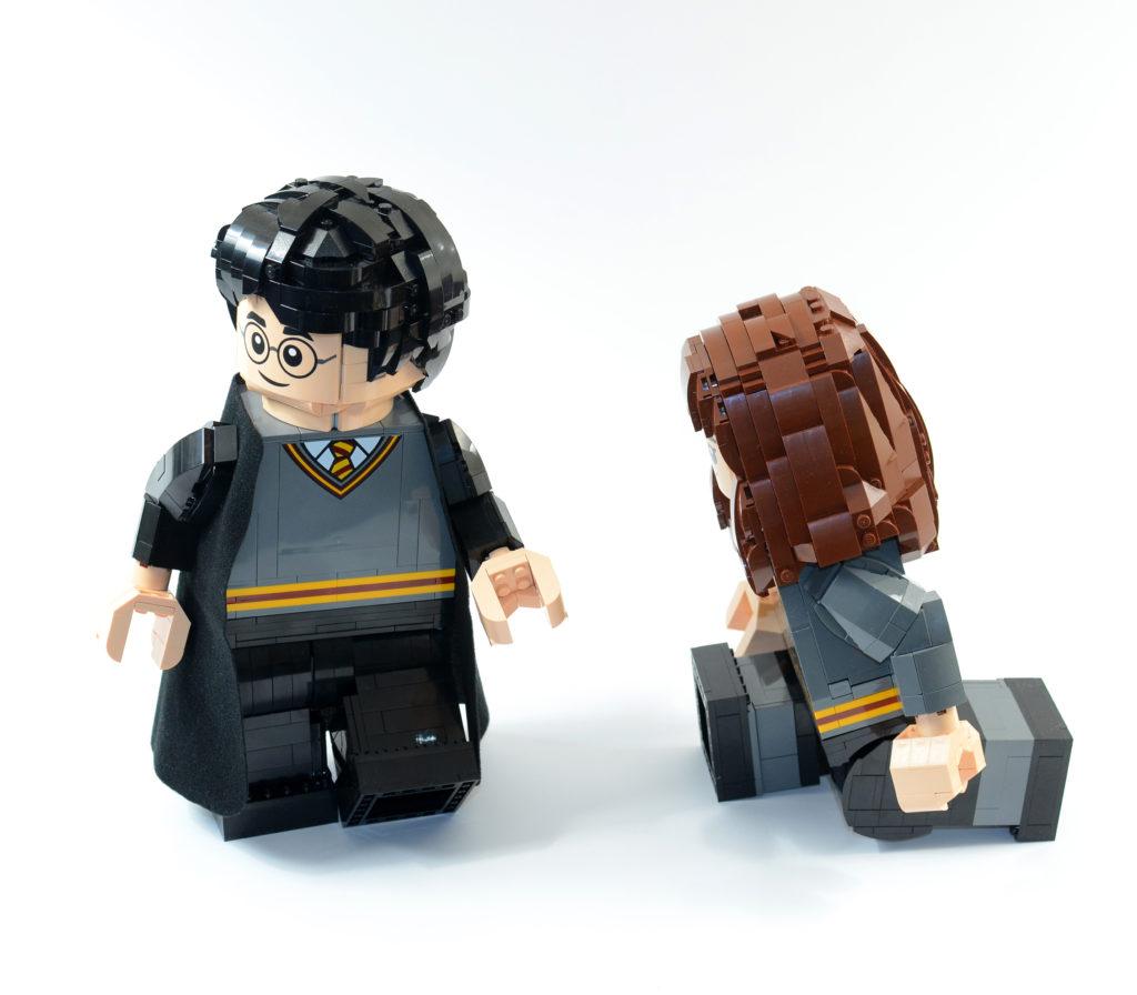 LEGO Harry Potter 76393 Harry Potter Hermione Granger review 7