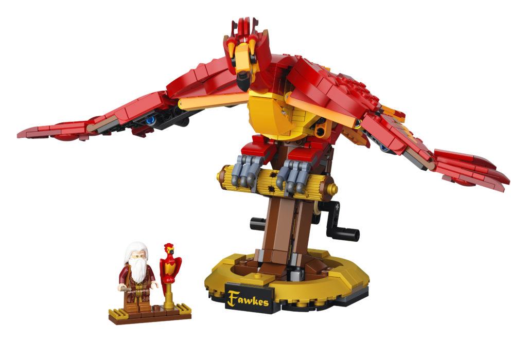 LEGO Harry Potter 76394 Fawkes Dumbledores Phoenix 6