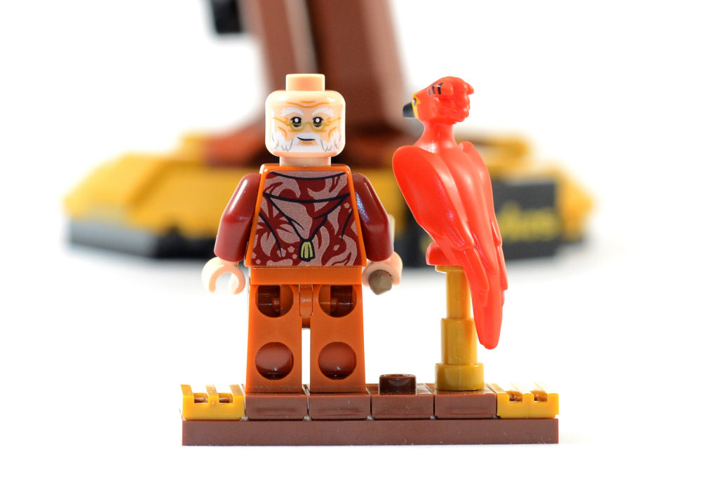 LEGO Harry Potter 76394 Fawkes Dumbledores Phoenix review 13