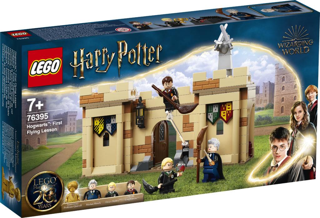 LEGO Harry Potter 76395 Hogwarts First Flying Lesson 1