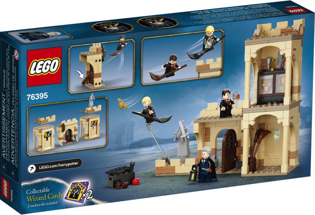 LEGO Harry Potter 76395 Hogwarts First Flying Lesson 2