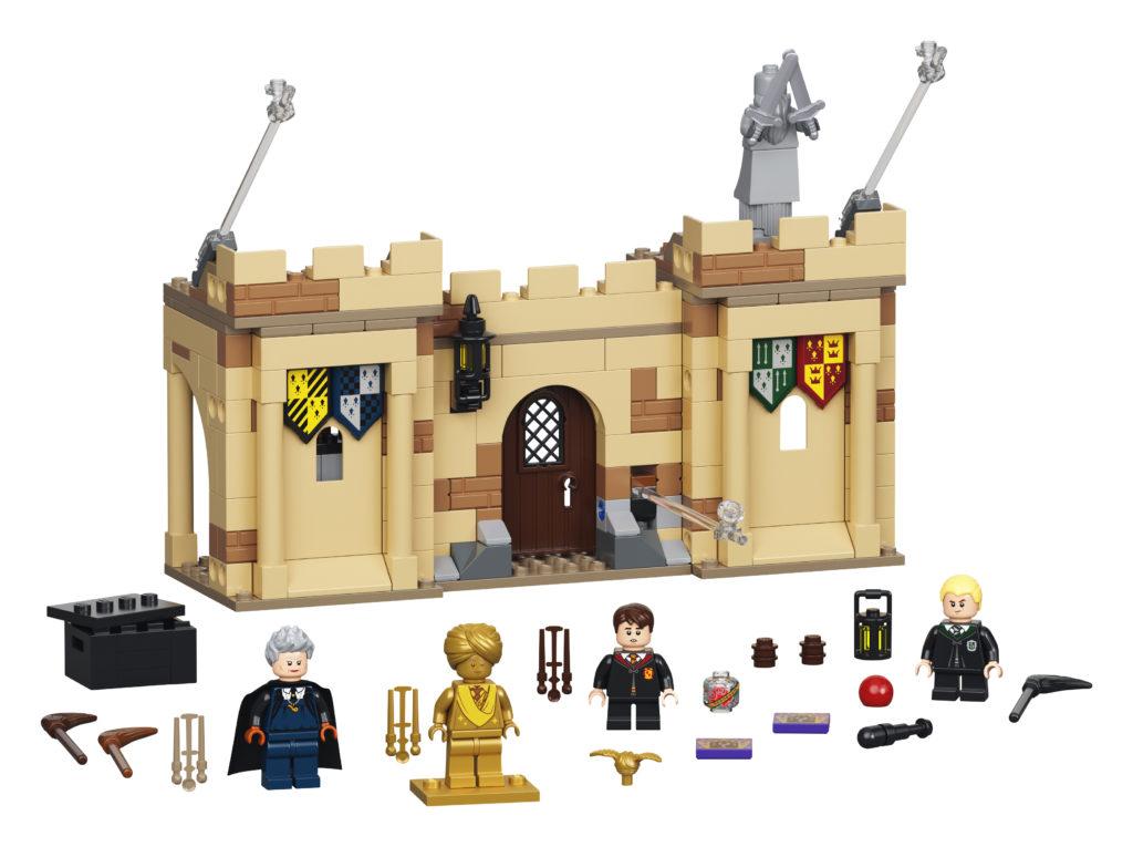 LEGO Harry Potter 76395 Hogwarts First Flying Lesson 5