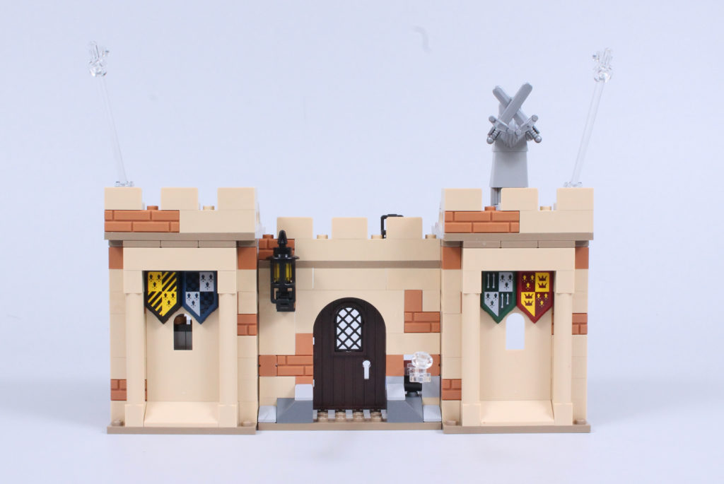 LEGO Harry Potter 76395 Hogwarts First Flying Lesson review 3
