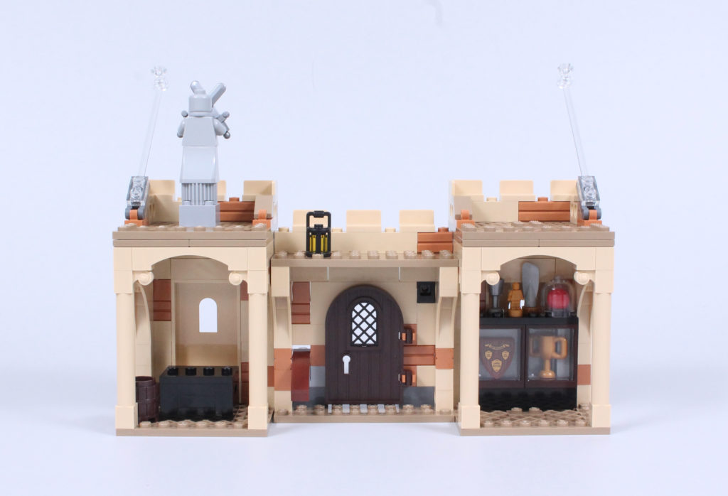 LEGO Harry Potter 76395 Hogwarts First Flying Lesson review 4