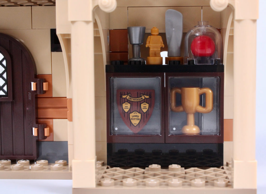 LEGO Harry Potter 76395 Hogwarts First Flying Lesson review 5