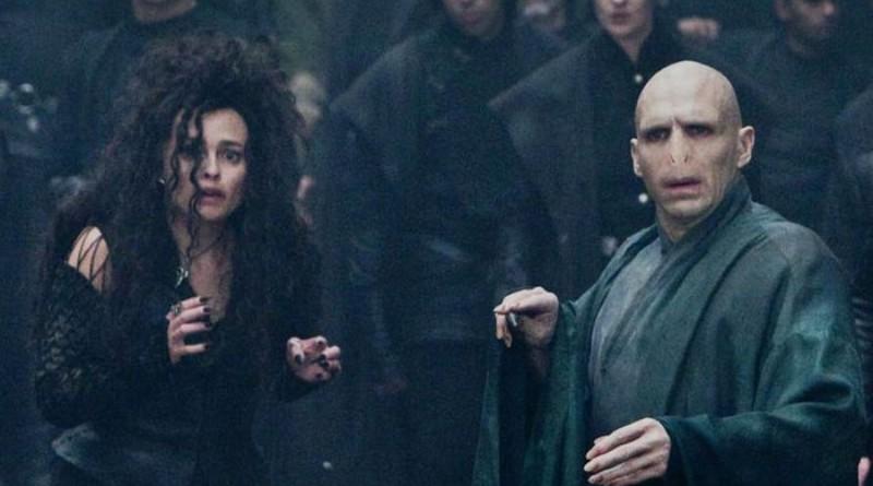 LEGO Harry Potter Bellatrix LeStrange Voldemort Featured