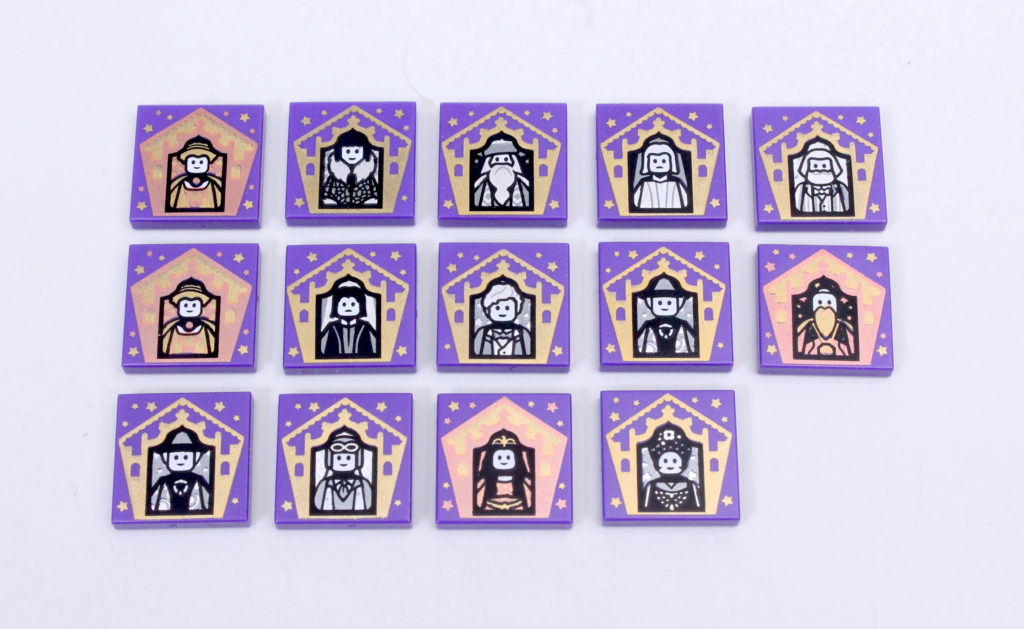 LEGO Harry Potter Collectible Wizard Cards 4 1