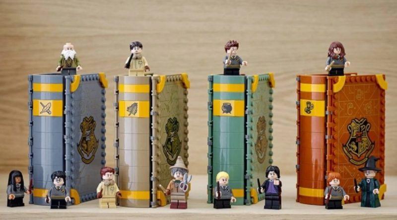 LEGO Harry Potter Hogwarts Moments