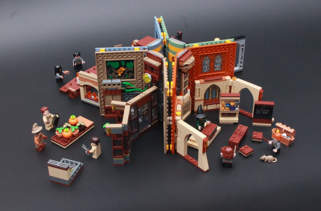 LEGO Harry Potter Hogwarts Moments Collection 4