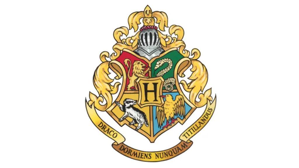 LEGO Harry Potter Hogwarts cresta
