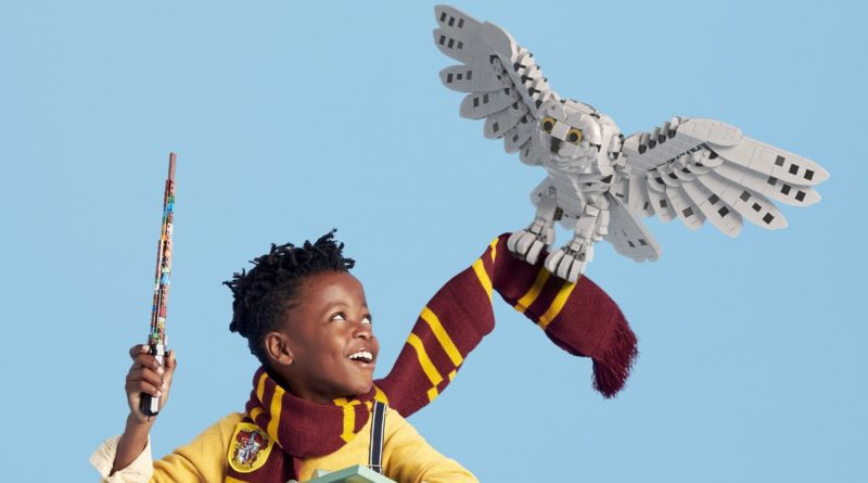 LEGO Harry Potter Rebuild the World Hedwig poster featured