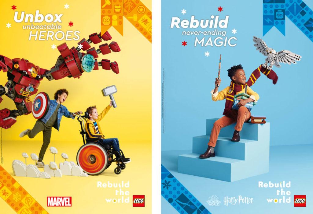 LEGO Harry Potter Rebuild the World Hedwig ပိုစတာအပြည့်