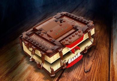 LEGO Harry Potter 30628 The Monster Book of Monsters on sale at Barnes & Noble