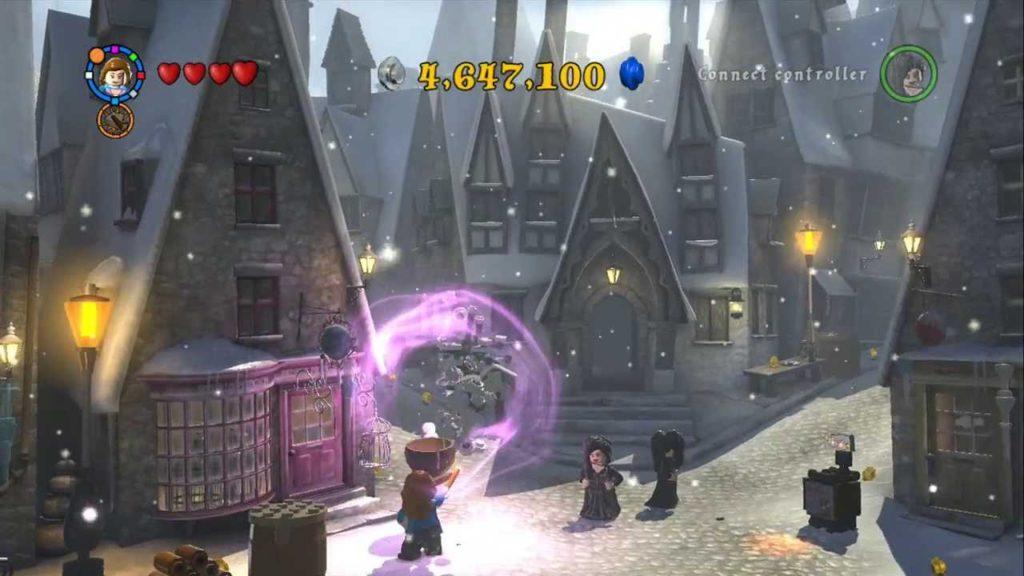 LEGO Harry Potter Years 5 7 Hogsmeade