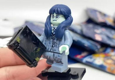 First look at LEGO Collectible Minifigures 71028 Harry Potter Series 2