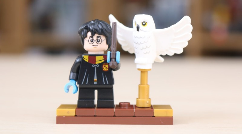 LEGO Harry Potter Minifigure Featured