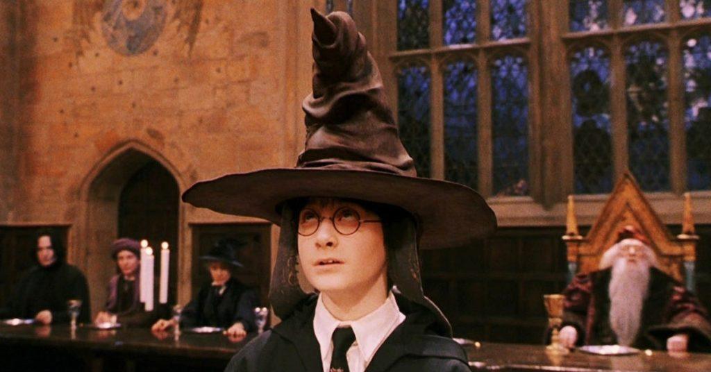 LEGO Harry Potter Sorting Hat