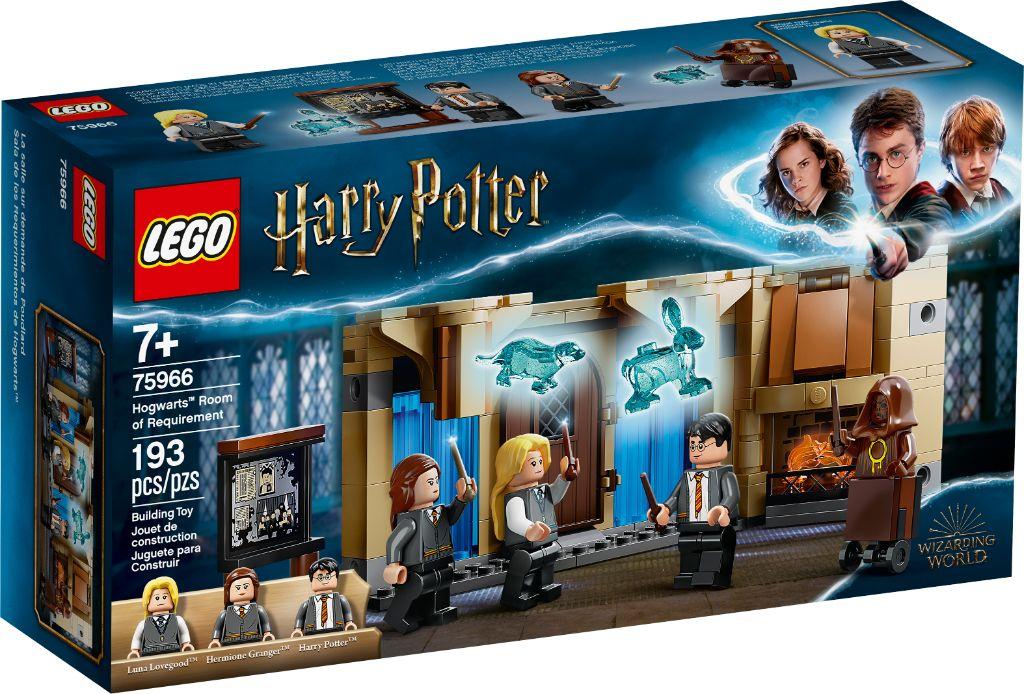 LEGO Harry Potter summer 2020 sets 1