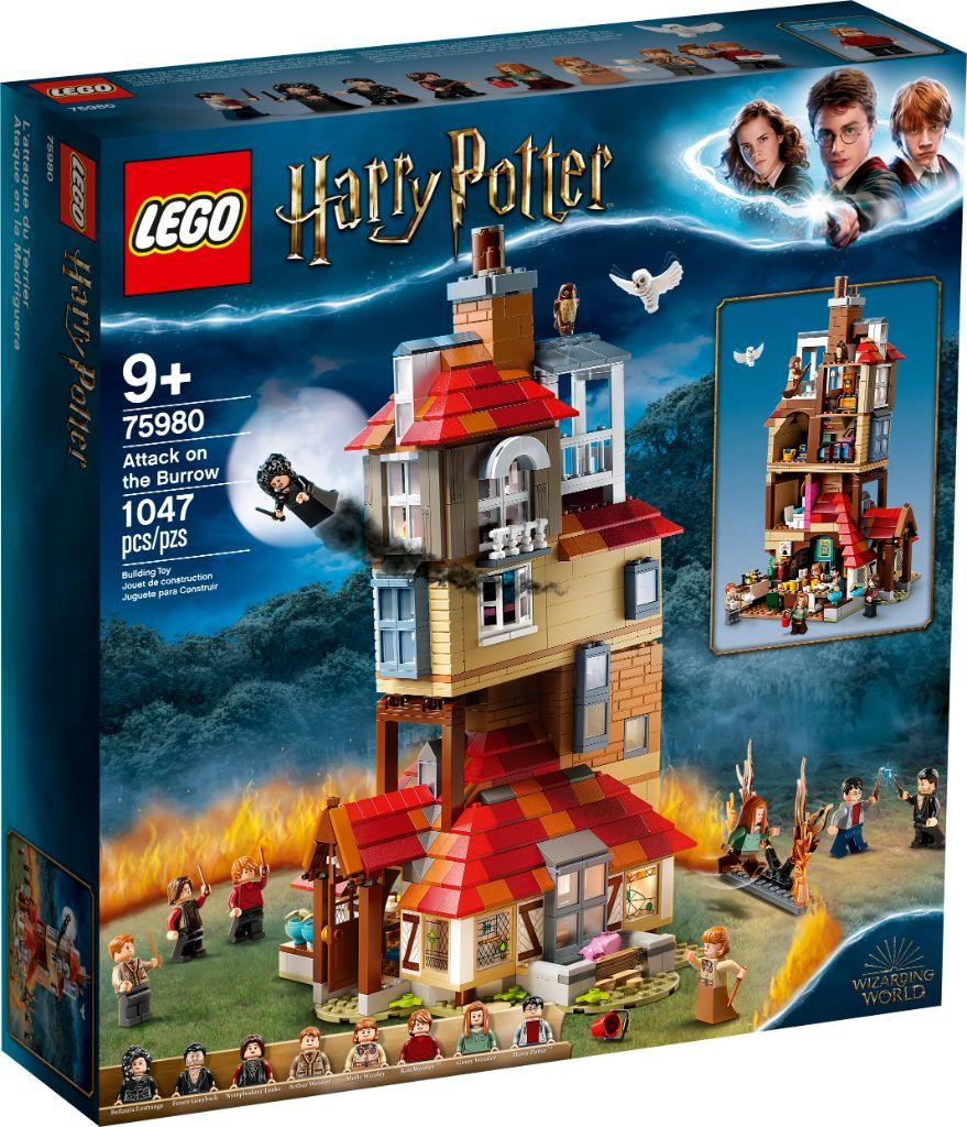 Lego 75969 Harry Potter Minifigur Minifig Ron Weasley hp231 Neuware New