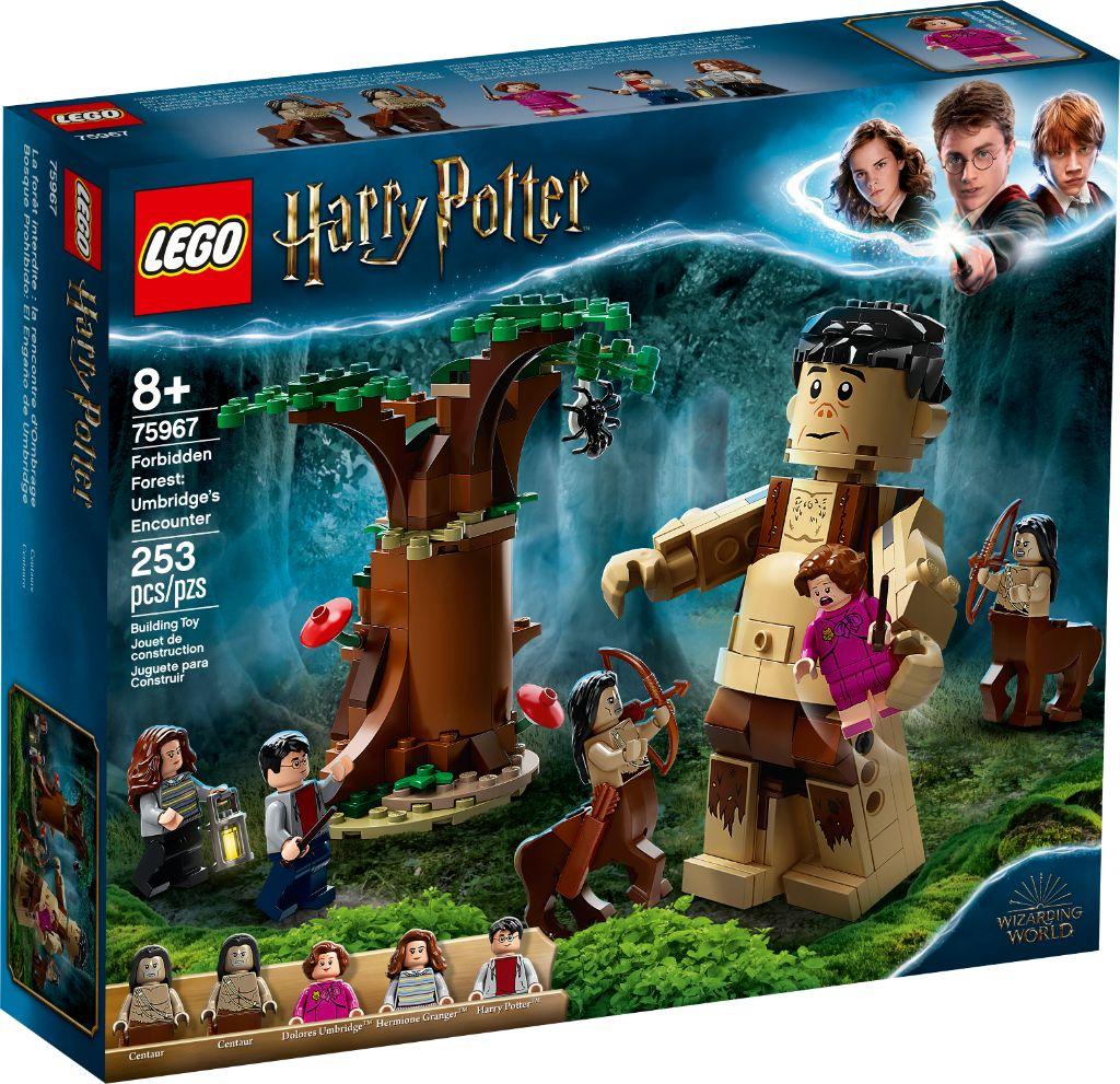 LEGO Harry Potter summer 2020 sets 3
