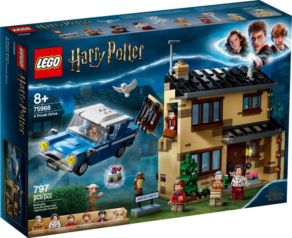 LEGO Harry Potter summer 2020 sets 5