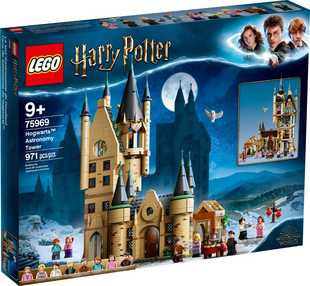 LEGO Harry Potter summer 2020 sets 7