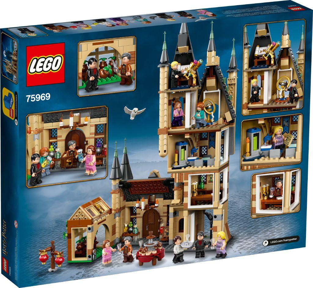 LEGO Harry Potter summer 2020 sets 8