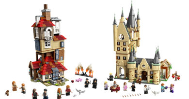 LEGO Harry Potter summer 2020
