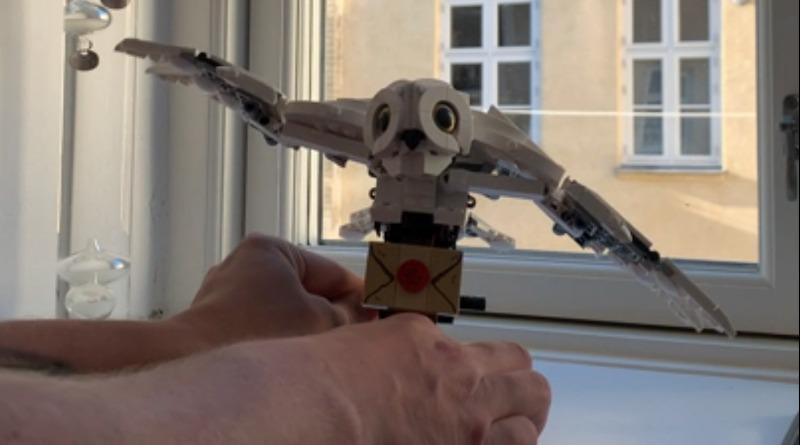 LEGO Hedwig Dancing Featured